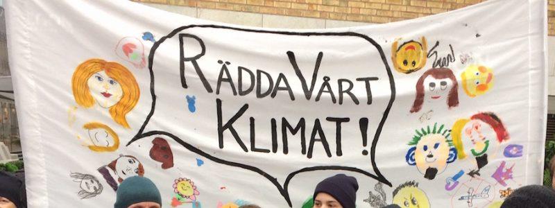 Klimatdemonstration